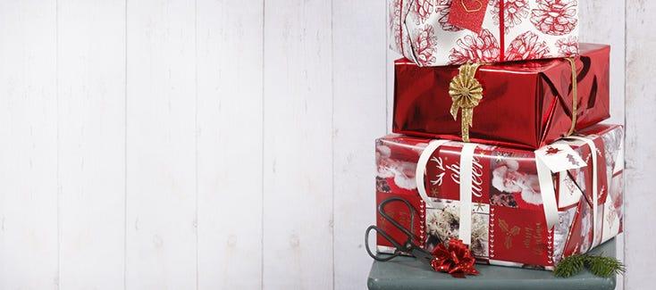 Joululahjat, adventtilahjat ja paketointi