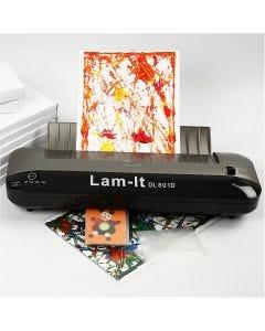 Laminointilaite, A3, 297x420 mm, paksuus 80-150 my, 1 kpl