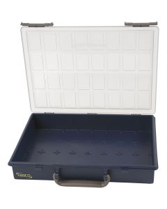 Säilytyssalkku, Ei sisällä säilytyslokeroita, Kork. 5,7 cm, koko 33,8x26,1 cm, 1 kpl