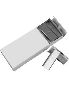 Nitojan niitit, Lev: 12 mm, koko 24/6 , 10x1000 kpl/ 1 pkk