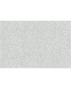 Kontaktimuovi, hieno grafiitti, Lev: 45 cm, harmaa, 2 m/ 1 rll