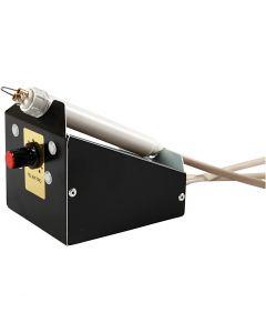 Polttokolvi GS1E, 400-450 °C, 1V - 25W, 1 kpl