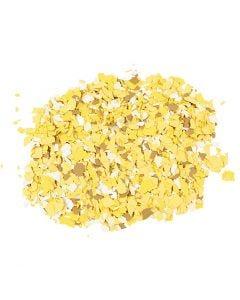 Terrazzo hiutaleet, keltainen, 90 g/ 1 tb