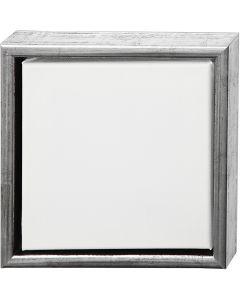 ArtistLine taulupohjat, koko 24x24 cm, 360 g, antiikkihopean väris, valkoinen, 1 kpl