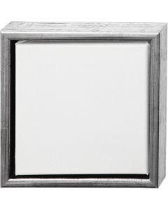 ArtistLine taulupohjat, koko 24x24 cm, valkoinen, 6 kpl/ 1 pkk