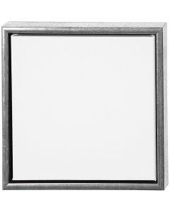ArtistLine taulupohjat, syvyys 3 cm, koko 34x34 cm, valkoinen, antiikkihopean väris, 1 kpl