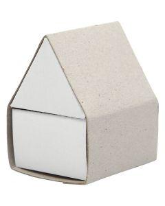 Tulitikkurasia, koko 5,5x4,8x6,5 cm, 10 kpl/ 1 pkk