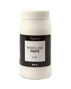 Pigment struktuuripasta, hieno, 500 ml/ 1 tb