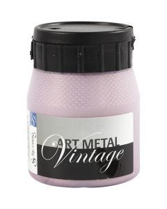 Art Metal maali, Helmiäispunainen, 250 ml/ 1 pll