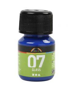 A-Color Lasimaali, briljantinsin, 30 ml/ 1 pll
