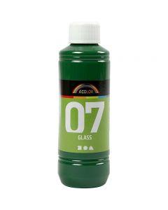 A-Color Lasimaali, briljantinvihr, 250 ml/ 1 pll