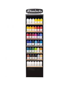 Schmincke AKADEMIE® Akryylimaali, värilajitelma, 118x500 ml/ 1 pkk