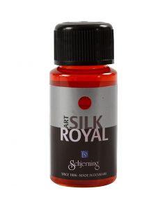 Silkkiväri Silk Royal, sitruunankelt, 50 ml/ 1 pll