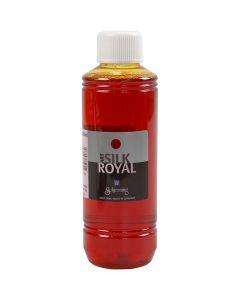 Silkkiväri Silk Royal, sitruunankelt, 250 ml/ 1 pll