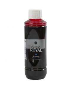 Silkkiväri Silk Royal, pinkki, 250 ml/ 1 pll