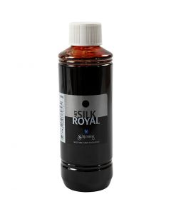 Silkkiväri Silk Royal, sienna, 250 ml/ 1 pll