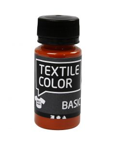 Textile Color Neon, tiilenpun., 50 ml/ 1 pll