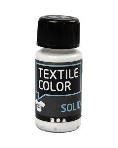 Textile Color Solid, peittävä, valkoinen, 50 ml/ 1 pll