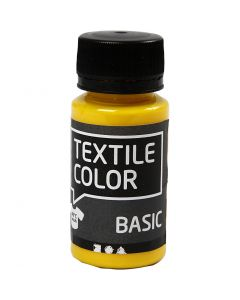 Textile Color Neon, peruskeltainen, 50 ml/ 1 pll