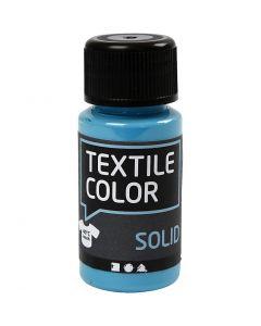 Textile Color Solid, peittävä, turkoosinsin., 50 ml/ 1 pll