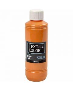 Textile Color Solid, peittävä, oranssi, 250 ml/ 1 pll