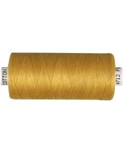 Ompelulanka, kultainen, 1000 m/ 1 rll