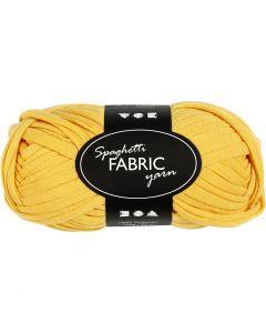 Spagettilanka, Pit. 35 m, keltainen, 100 g/ 1 kerä