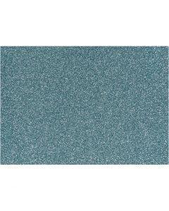 Silityskalvo, 148x210 mm, kimalle, vaaleansininen, 1 ark