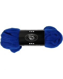 Villa, paksuus 21 my, sininen, 100 g/ 1 pkk