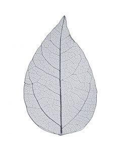 Kuivatut lehdet, Pit. 6-8 cm, sininen, 20 kpl/ 1 pkk