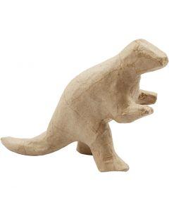 Pahvisaurus, Kork. 12 cm, Pit. 20 cm, Lev: 4,5 cm, 1 kpl