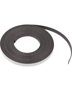 Magneettinauha, Lev: 12,5 mm, paksuus 1,5 mm, 1 m/ 1 pkk