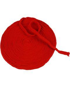 Kudosputki, Lev: 10 mm, joulunpunainen, 10 m/ 1 rll