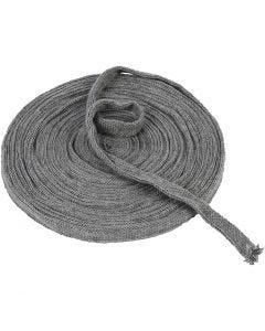 Kudosputki, Lev: 15 mm, harmaa, 10 m/ 1 rll