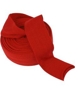 Kudosputki, Lev: 80 mm, joulunpunainen, 10 m/ 1 rll