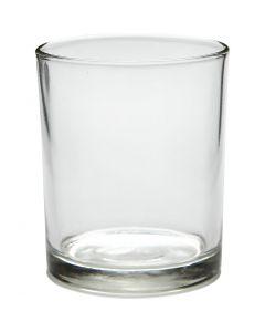 Tuikkulyhty, Kork. 8,4 cm, halk. 7 cm, 240 ml, 12 kpl/ 1 ltk