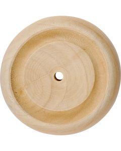 Puupyörä, halk. 50x14 mm, 40 kpl/ 1 pkk