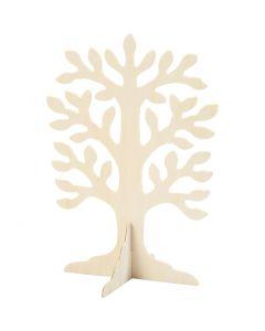 Puu, koko 30x21,5 cm, 10 kpl/ 1 pkk