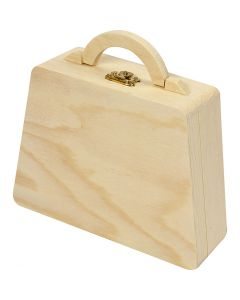 Puulaukku, koko 17,5x13,5 cm, 1 kpl