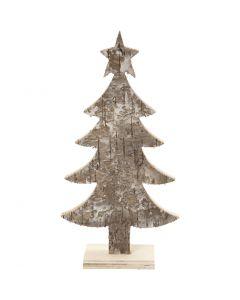 Joulupuu, Kork. 18 cm, Lev: 9 cm, 1 kpl