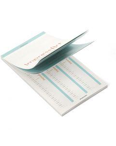 Pakotuskaavalehtiö rannekoruille, koko 6,5x13 cm, 1 kpl