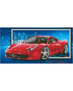 Diamond Dotz- timanttimaalaus, Ferrari, 1 pkk