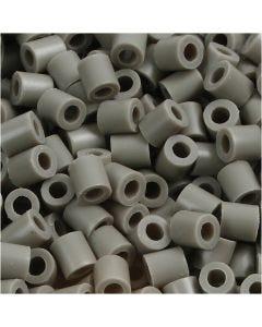 Putkihelmet, koko 5x5 mm, aukon koko 2,5 mm, medium, tuhkanharmaa (32226), 1100 kpl/ 1 pkk