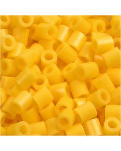 Putkihelmet, koko 5x5 mm, aukon koko 2,5 mm, medium, app. kelt. (32227), 1100 kpl/ 1 pkk