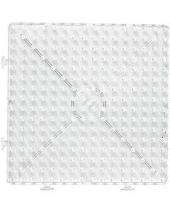 Putkihelmialusta, iso neliö, JUMBO, kuulto, 1 kpl
