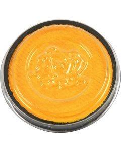 Kasvoväri, keltainen, 3,5 ml/ 1 pkk