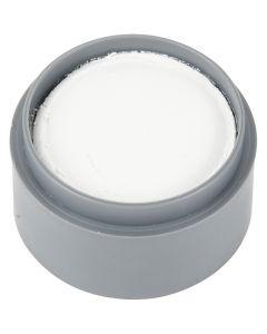 Kasvoväri Grimas, valkoinen, 15 ml/ 1 tb