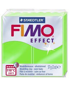 FIMO® Effect metallihopea 81, neonvihreä, 57 g/ 1 pkk