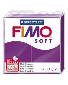 FIMO® Soft- muovailumassa, violetti, 57 g/ 1 pkk