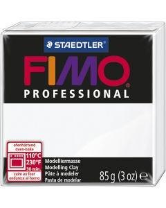 FIMO® Professional Clay , valkoinen, 85 g/ 1 pkk